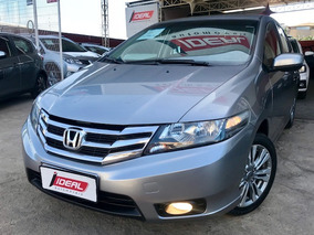 Honda City 1.5 Lx Flex Aut. 2014/2014 Super Conservado !