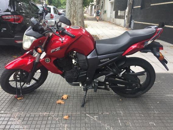 Yamaha Fz16 Año 2013
