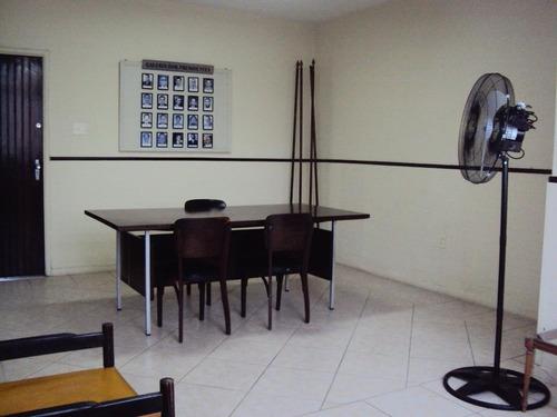 Sala Comercial Para Alugar, 25 M² Por R$ 1.000/mês - Centro - Santos/sp - Sa0112