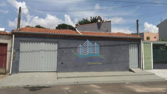 Casa Com 4 Dormitórios À Venda, 183 M² Por R$ 220.000,00 - Jardim Novo Ângulo - Hortolândia/sp - Ca0325