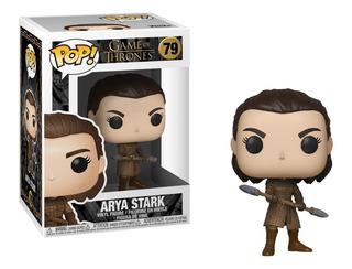 Funko Pop #79 - Arya Stark - Got Game Of Thrones - Original!