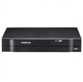 Dvr Intelbras 4ch Mhdx 1004 G3 Multi Hd Cloud P2p Nvr Hdcvi
