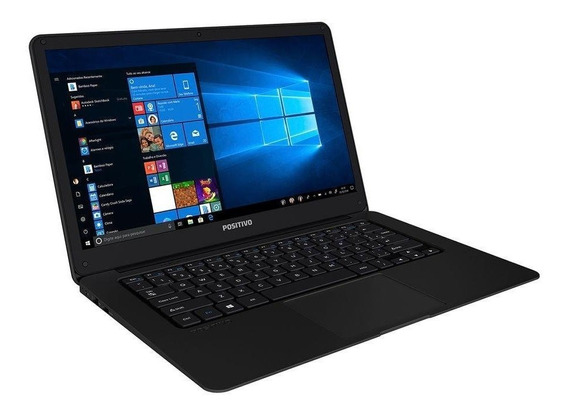 Notebook Intel Q232a 32gb Ssd 2gb Ram Tela 14 Pol Win 10