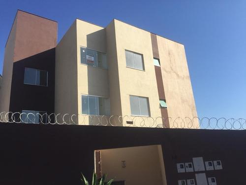 Imagem 1 de 15 de Apartamento À Venda, 2 Quartos, 2 Vagas, Senhora De Fatima - Betim/mg - 19844