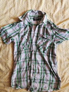 Camisa Pull And Bear Talla M