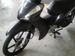 Honda Biz 125 Flex Ano 2017 Km 2600