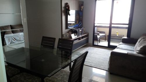 Apartamento Residencial À Venda, Água Rasa, São Paulo. - Ap5690