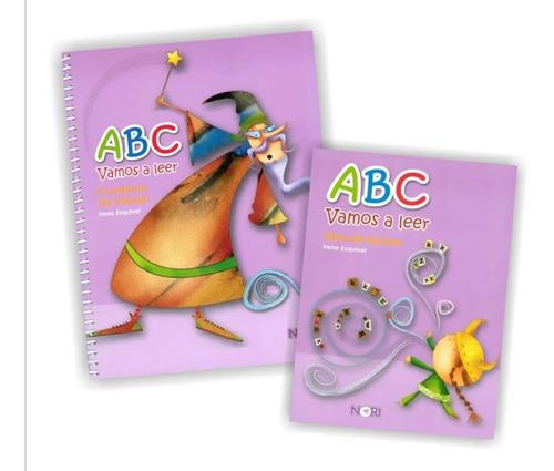 Imagen 1 de 3 de Abc Vamos A Leer Cuad De Trabajo Y Lecturas-esquivel-nori