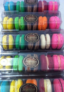 Doces Macarons