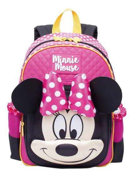 Mochila Infantil Minnie Mouse 19y Costas Tam G Sestini 2019