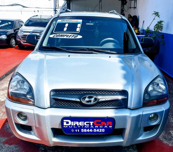 Hyundai Tucson - 2010/2011 2.0 Gl 2wd 16v Gasolina 4p Man