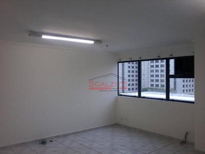 Conjunto À Venda, 36 M² Por R$ 347.320 - Indianópolis - São Paulo/sp - Cj0274