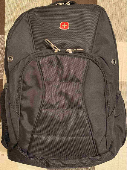 Mochila Swiss Gear Porta Notebook 17 Original