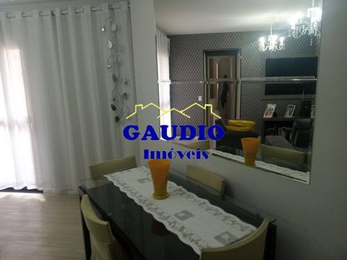 Imagem 1 de 8 de Vendo Apartamento Com Suíte Condomínio Laranjeiras 72 Mts - 01 Vaga - 876