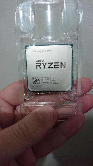 Processador Amd Ryzen 5 1400 Am4 3.2ghz (3.4ghz Maxturbo)