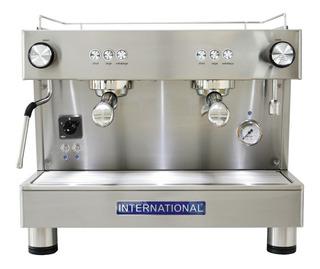 Cafetera Barista Profesional 2 Gr 200 Tazas/hora Acero Inox