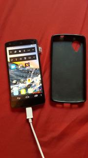 Lg Nexus 5 Libre Para Cualquier Compania Excelente Estado Fu