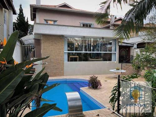 Casa Com 4 Dormitórios Para Alugarc- R$ 6.698 - Granja Viana - Cotia/sp - Ca0277