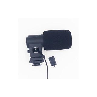 Micrófono Externo De La Cámara Kaxima Slr, Estéreo, Micrófon