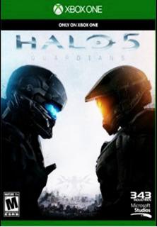 Halo 5: Guardianes Xbox Live - Digital - Global - Xbox One