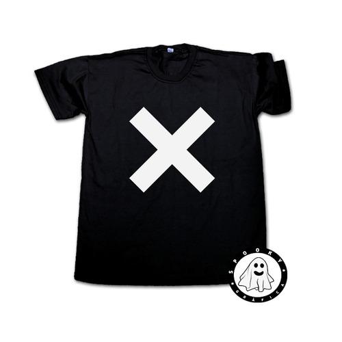 Remera The Xx Logo Algodon Unisex Indie Dream Pop