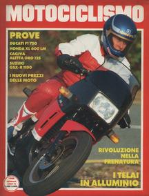 Motociclismo N°2331 Suzuki Gsx-r 1100 Ducati F1 750 Xl 600lm