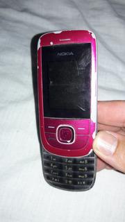 Celular Nokia 2220s - No Estado Não Liga