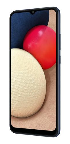 Celular Samsung Galaxy A02s 64 Gb Azul Dual Sim