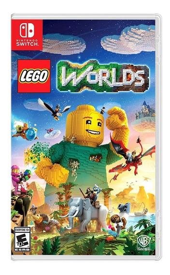 Juego Lego Worlds Nintendo Switch Ibushak Gaming