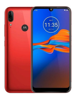 Motorola Moto E6 Plus 64gb Ram4gb Cam Dual 13/2mp Huella 4g
