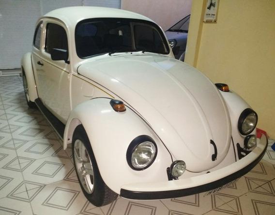 Volkswagen Fusca 1600 1996 , Branco