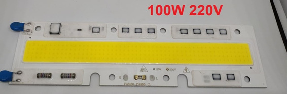 3 Chip Led 100w 220v Inteligente