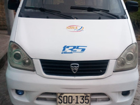 Hafei Junyi Mt 1300cc 11 Pasajeros Cupo Intermunicipal