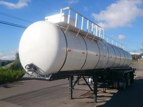 Carreta Tanque Inox Termica 21.000lts Com Spot