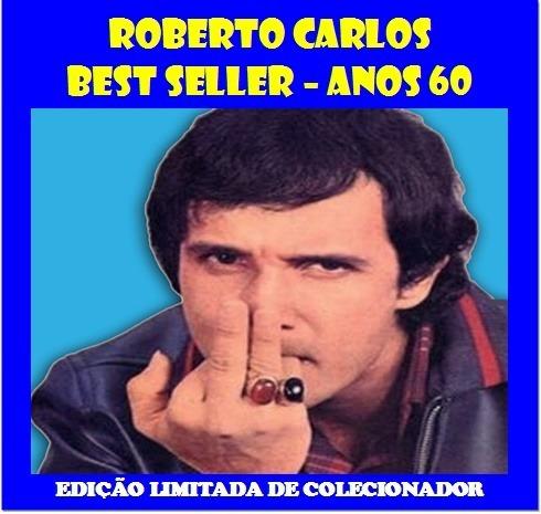 Cd Best Seller - Roberto Carlos - Raridades