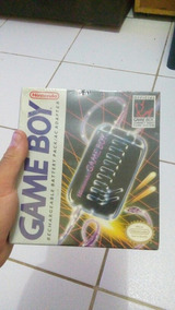 Rechargeable Battery Pack/ac Adapter Game Boy Nintendo Lacra