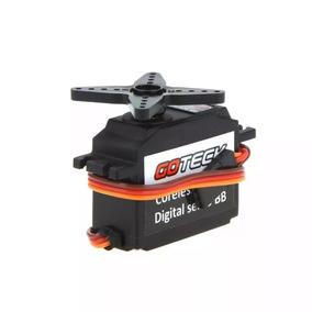Servo Digital Goteck Gs-925mg Trex 450 500 Produto Novo
