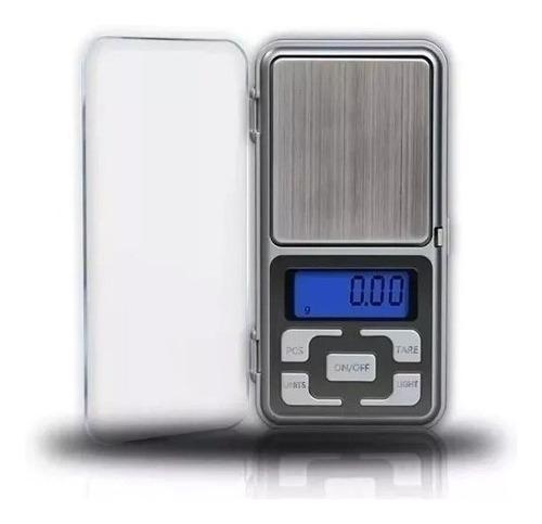 Gramera Balanza Precisión Digital 0.1 A 500g Joyero