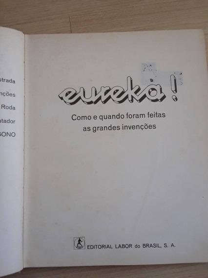 Livro Uma História Das Invenções