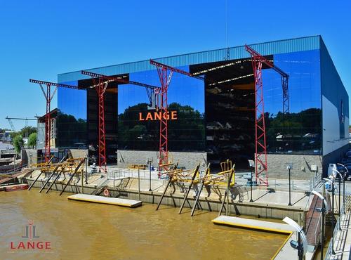 Imagen 1 de 14 de Camas Nauticas En Guarderia Lange - 18  Y 19 Pies