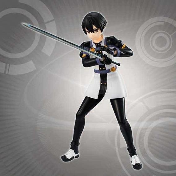 Kirito Sword Art Online Ordinal Scale Figura Original Sao
