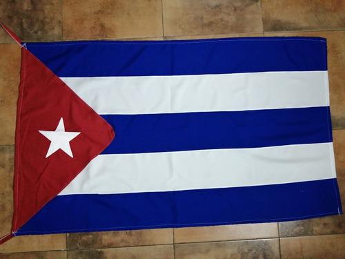Bandera De Cuba, Buena Calidad, Enorme