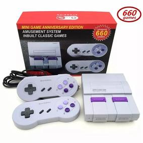Classic Game Edition 2 Control 8 Bit 660 Jogos