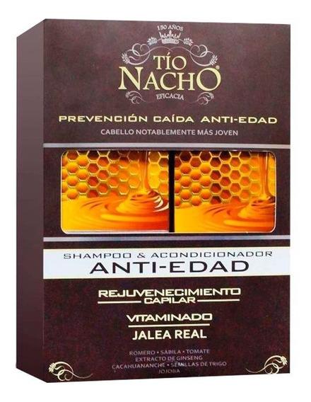 Tío Nacho Promo Shampoo + Acondicionador Anti Edad