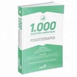 Livro 1000 Questões Coment De Provas E Conc Em Fisioterapia