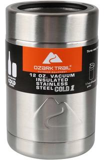 Ozark Trail Porta Lata Botella 12oz Original Envio Full