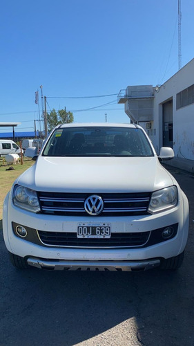 Volkswagen Amarok Highline Pack At 2.0l Tdi 180 Cv 4x4 887