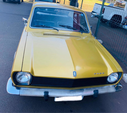 Ford Corcel 1976 Corcel 1 Luxo