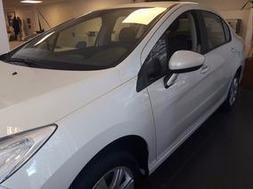 Peugeot 408 Allure 1.6 Nafta 0km 2017 Blanco