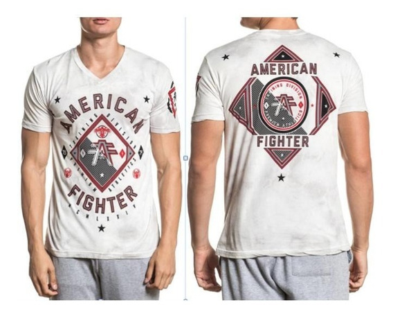 Remera American Fighter By Affliction Gardner